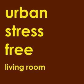Helsinki Design Week - Urban Stress Free Living Room Helsinki