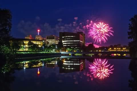 Fireworks  2015